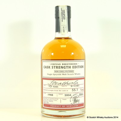 Strathisla 1988 15 Year Old 50cl