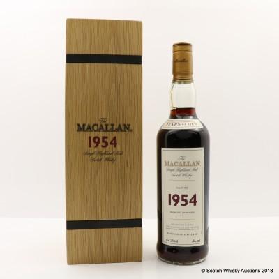 Macallan Fine & Rare 1954 47 Year Old