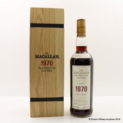 Macallan Fine & Rare 1970 31 Year Old