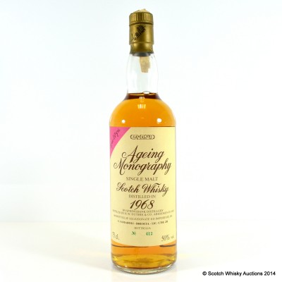 Springbank 1968 20 Year Old Samaroli 75cl