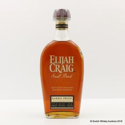 Elijah Craig 12 Year Old Small Batch Barrel Proof