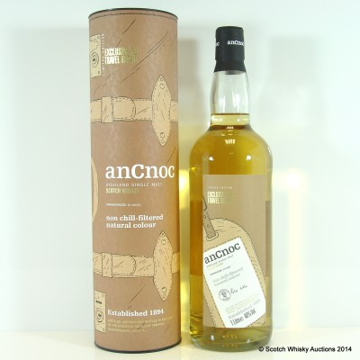 anCnoc Peter Arkle Limited Edition For Travel Retail 1L