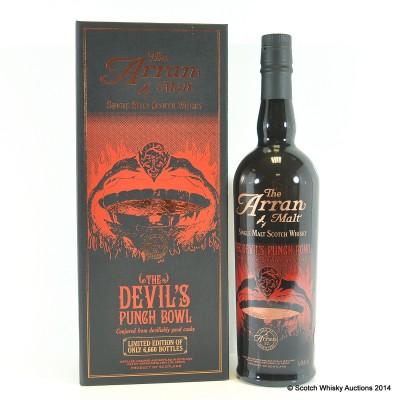 Arran Devil's Punch Bowl 1st Release
