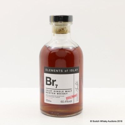 Elements Of Islay Br7 50cl