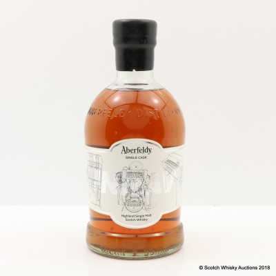 Aberfeldy Single Cask #Unravel