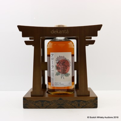 Eigashima 2011 'Kikou' Single Cask #11055 For Dekanta 3 Year Anniversary
