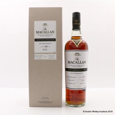 Macallan 2003 Exceptional Cask #13 2017 Release