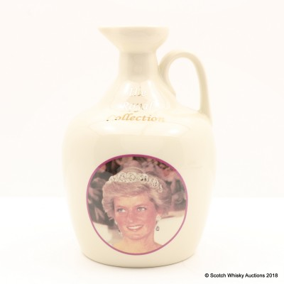 Macallan 10 Year Old Royal Collection Ceramic Decanter