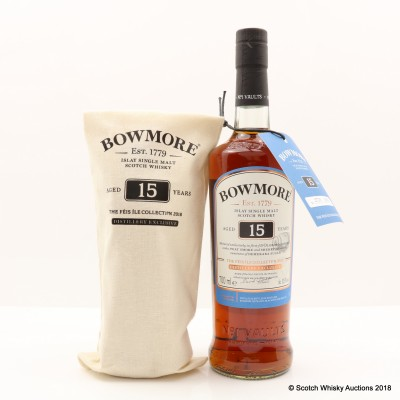Bowmore Feis Ile 2018 15 Year Old Distillery Exclusive