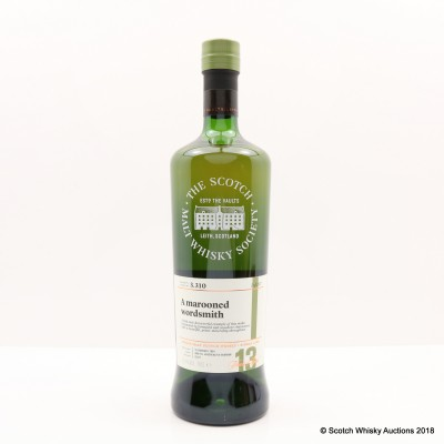 SMWS 3.310 Bowmore 2004 13 Year Old