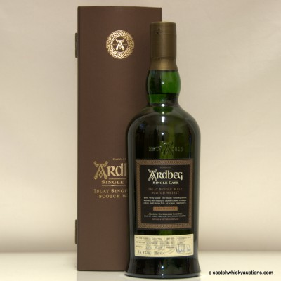 Ardbeg 1995 Single Cask #2761 Feis Ile 2010