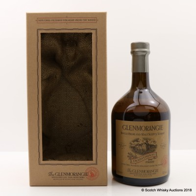 Glenmorangie 10 Year Old 100° Proof Traditional 1L
