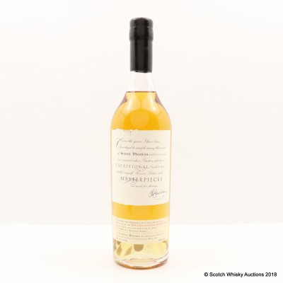 Bruichladdich 2002 13 Year Old Masterpieces Speciality Drinks