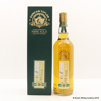 Macallan 1968 35 Year Old Duncan Taylor Bottle No 1