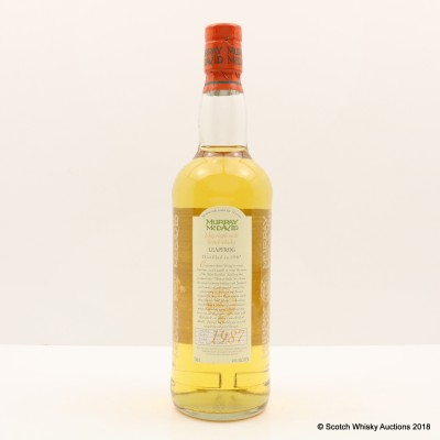 Leapfrog 1987 12 Year Old Murray Mcdavid 75cl