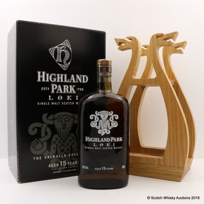 Highland Park 15 Year Old Loki