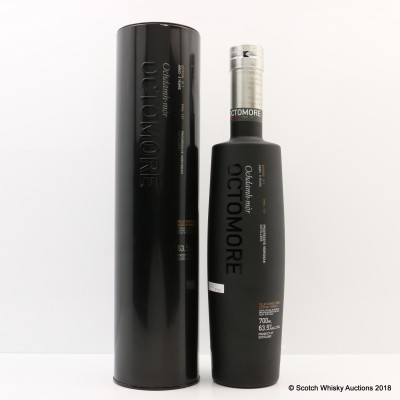Octomore 01.1 5 Year Old