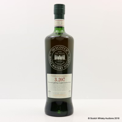 SMWS 3.207 Bowmore 1997 15 Year Old