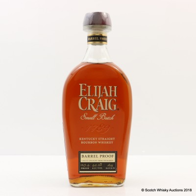 Elijah Craig Barrel Proof 75cl