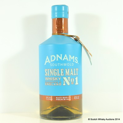 Adnams Single Malt No 1