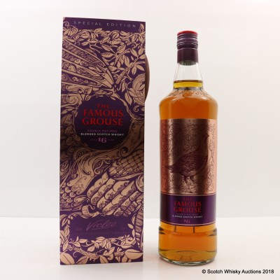 Famous Grouse 16 Year Old Vic Lee 1L