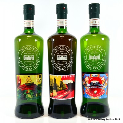 SMWS Far Flung Flavours £220 Reserve