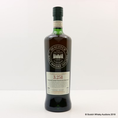 SMWS 3.251 Bowmore 1997 17 Years Old