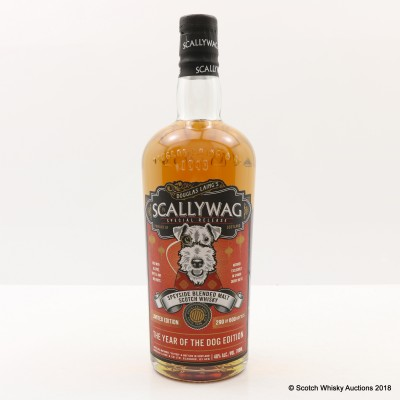 Scallywag Year Of The Dog Edition