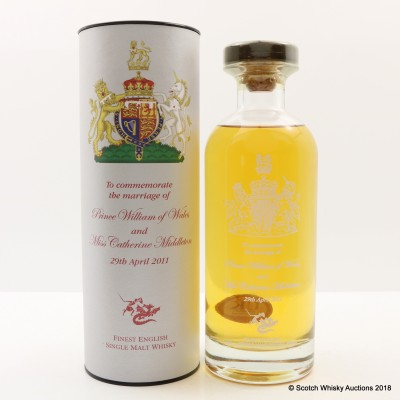 English Whisky Co Royal Marriage