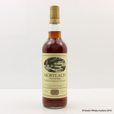 Mortlach 20 Year Old The Wine Society