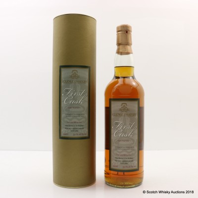 Glenglassaugh 2008 The First Cask