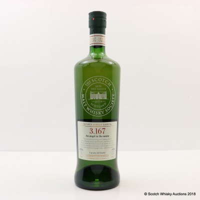 SMWS 3.167 Bowmore 11 Year Old