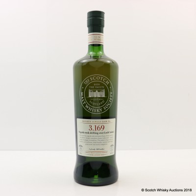 SMWS 3.169 Bowmore 16 Year Old