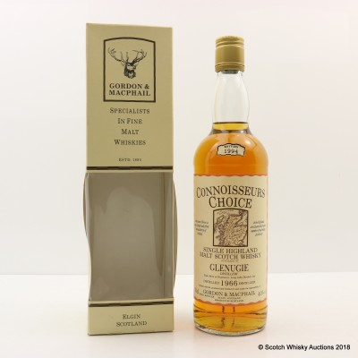 Glenugie 1966 Connoisseurs Choice