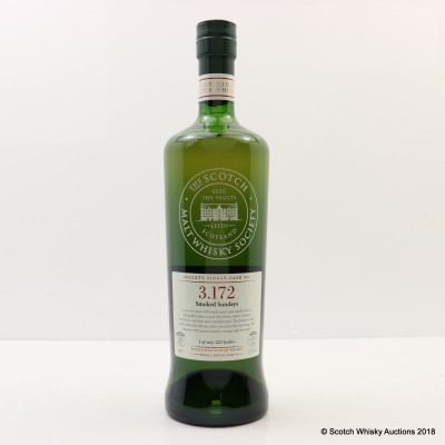 SMWS 3.172 Bowmore 20 Year Old