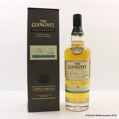 Glenlivet 18 Year Old Buiternach Single Cask Edition