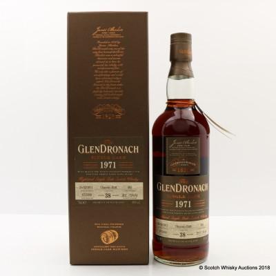 GlenDronach 1971 38 Year Old Single Cask #483