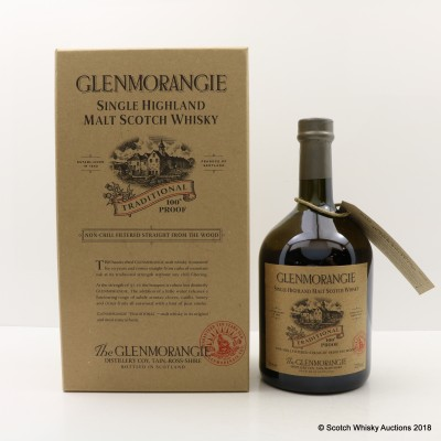 Glenmorangie 10 Year Old Traditional 100° Proof 1L