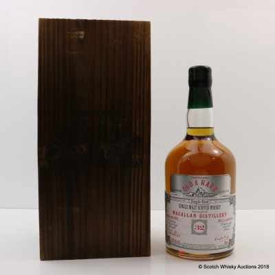 Macallan 1979 32 Year Old Old & Rare