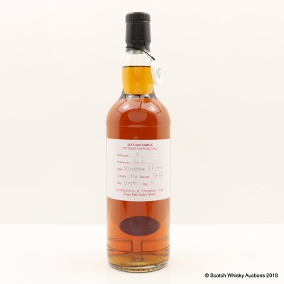 Springbank 1999 18 Year Old Duty Paid Sample