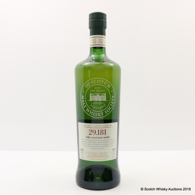 SMWS 29.181 Laphroaig 1995 20 Year Old
