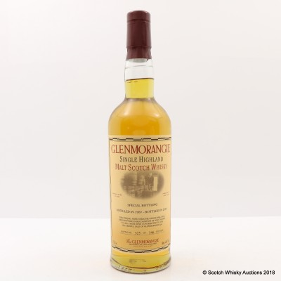 Glenmorangie 1987 17 Year Old Special Bottling