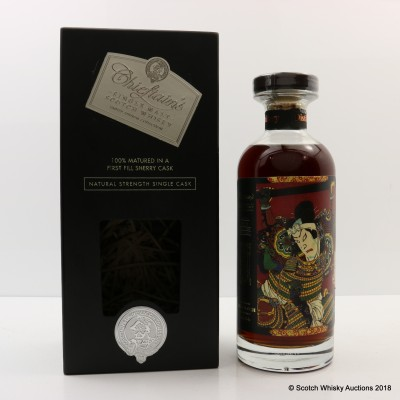 Mortlach 1997 20 Year Old Single Cask Chieftain's