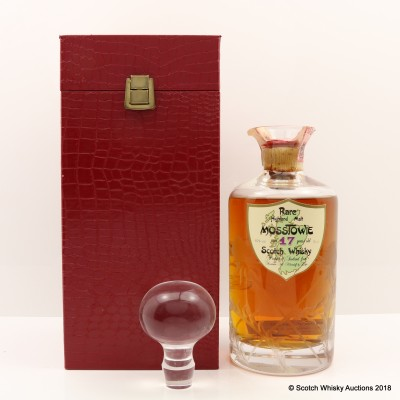 Mosstowie 17 Year Old Sestante Decanter 75cl