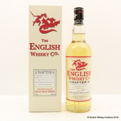 English Whisky Co 2009 Chapter 6