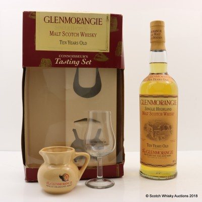 Glenmorangie 10 Year Old Tasting Set
