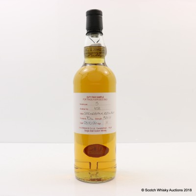 Springbank 2006 11 Year Old Duty Paid Sample
