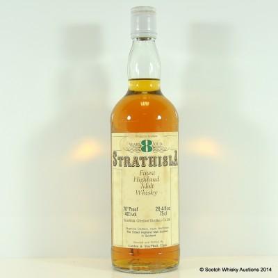 Strathisla 8 Year Old 26.4 Fl Ozs