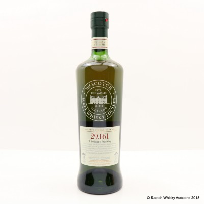 SMWS 29.161 Laphroaig 2000 14 Year Old