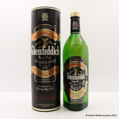 Glenfiddich Pure Malt 1L